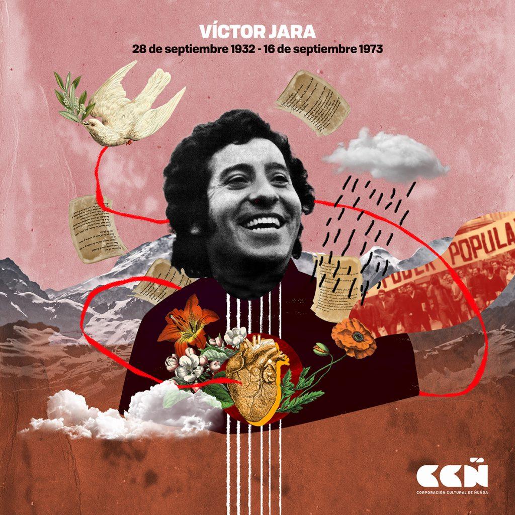 Natalicio Víctor Jara